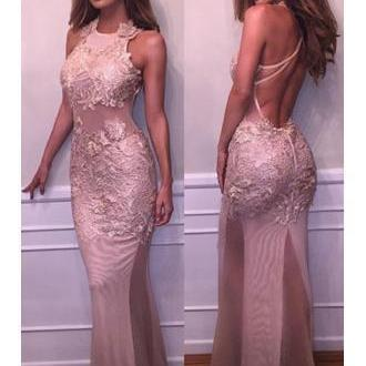 Sexy Mermaid Prom Dresses Unique Se..