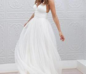 Wedding Dress Long, ..