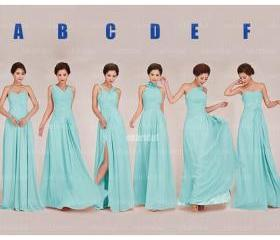 Tiffany blue bridesm..