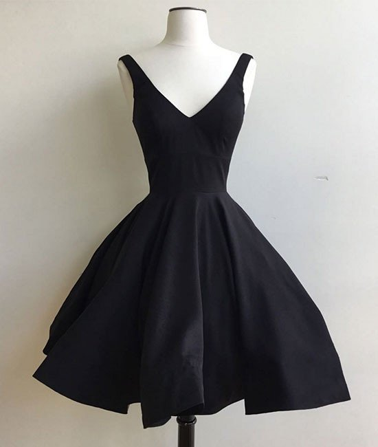 Short Black Dresses