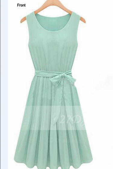 Green Homecoming Dresses Side-Zipper Sleeveless Bodycon Jewels Above Knee Chiffon Draped