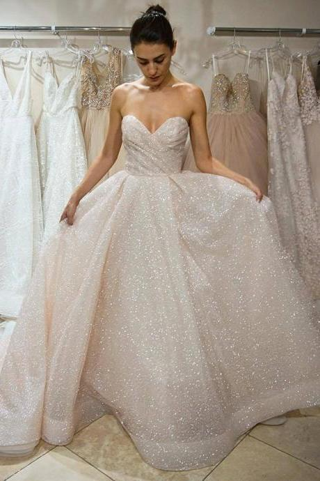 Lace Wedding Dresses, Party Dresses A-Line, Ivory Party Dresses BOHO429310