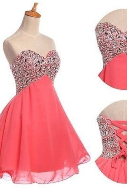 homecoming dress,Custom prom dress,A Line prom dress,Sweetheart prom dress,Short Prom Dresses,Dresses For Prom Party, Graduation Dresses,15051308
