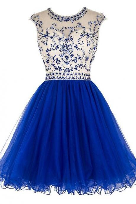 Blue Homecoming dress, Sexy open back homecoming dress, short homecoming dress, best homecoming dress, homecoming dress, dresses for homecoming, 16207