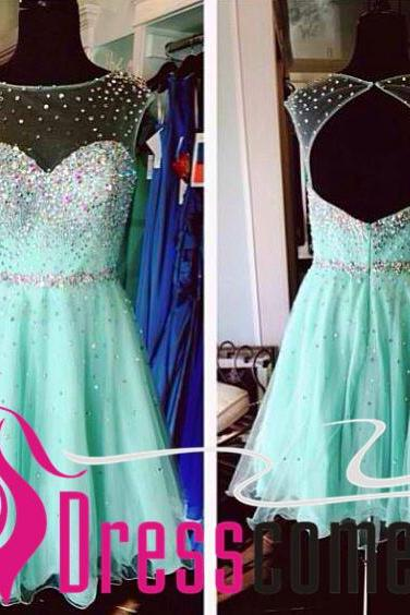 Sequins Homecoming Dress Sexy New Years Fashion Glitter Blue Short Prom Gown Sparkle Blue Party Dresses
